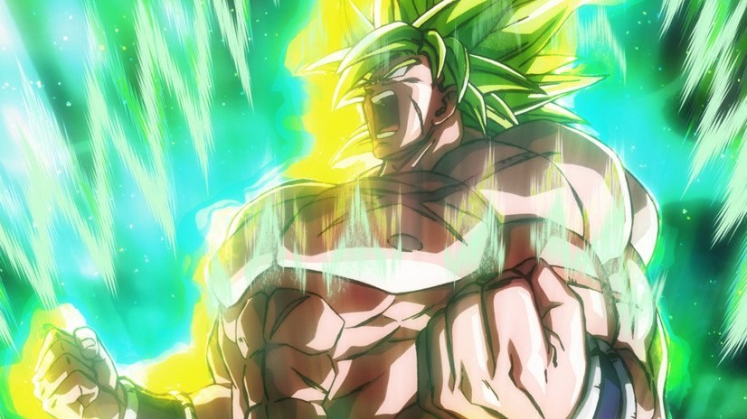 Dragon Ball Super Just Revealed Gogeta Vs Broly Fight Clip From The Movie!