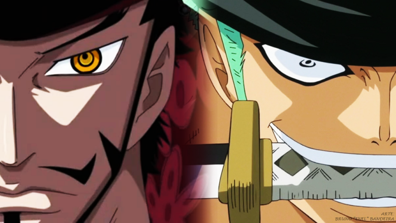 Mihawk's Shame and Regret