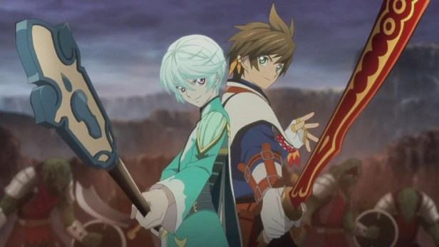 tales of zestiria anime