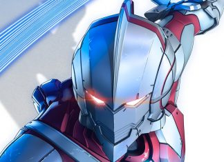 Ultraman Returns in Epic Netflix Trailer