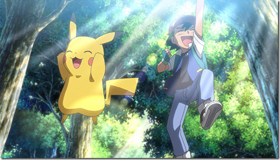Netflix to Stream 'Pokemon the Movie: I Choose You!' and