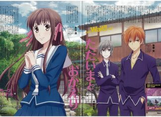 Image result for Fruits Basket Reboot