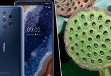 Image result for Nokia's New Smartphone Is Triggering People With Trypophobia