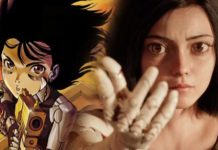 Image result for 'Alita: Battle Angel'  anime