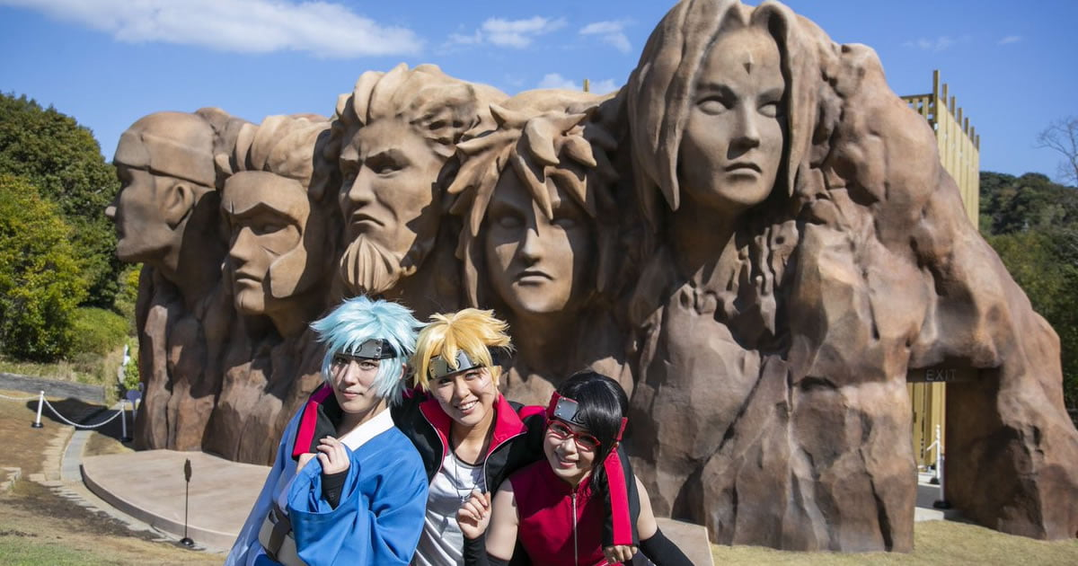 'Nijigen no Mori' Theme Park Launches Naruto/Boruto ...