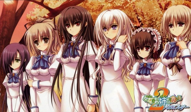 14 Anime Series Where a Boy Goes to an All-Girls School